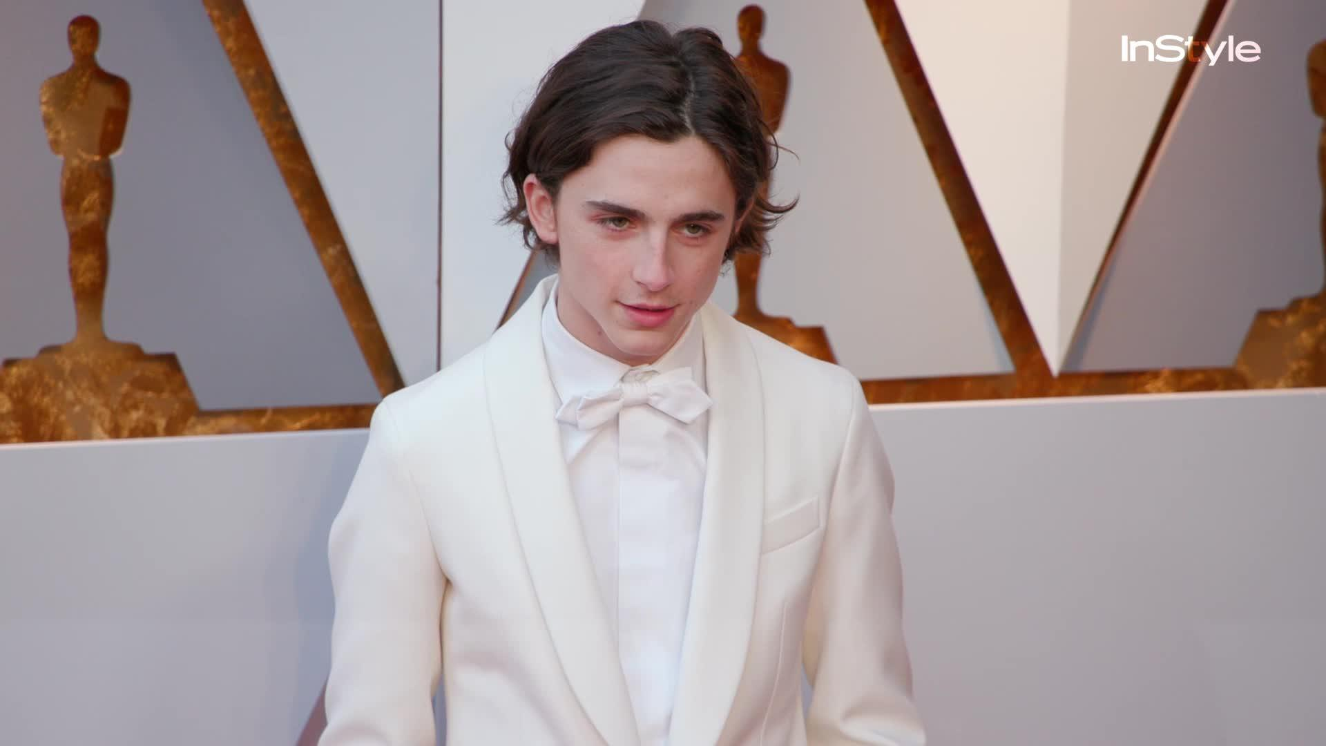 Timothée Chalamet Might Be Dating This Very Famous Celebrity Spawn