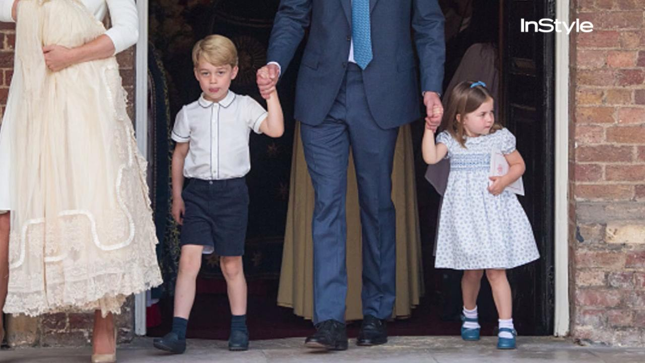 """Prince William Jokes That 5-Year-Old Prince George """"Knows I'm Useless"""" at This Holiday Task"""