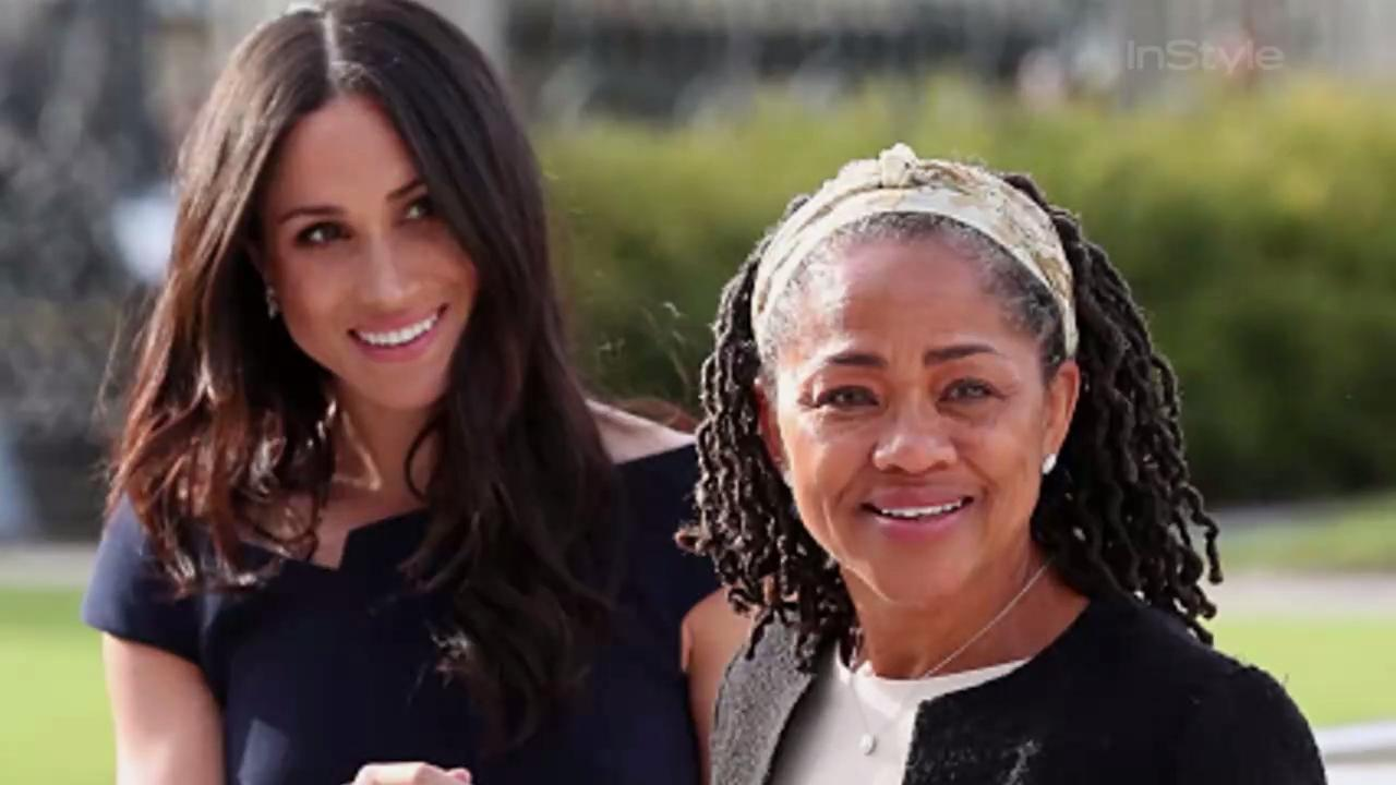 Here's Why Meghan Markle's Mom Won't Be Spending the Holidays with the Royals