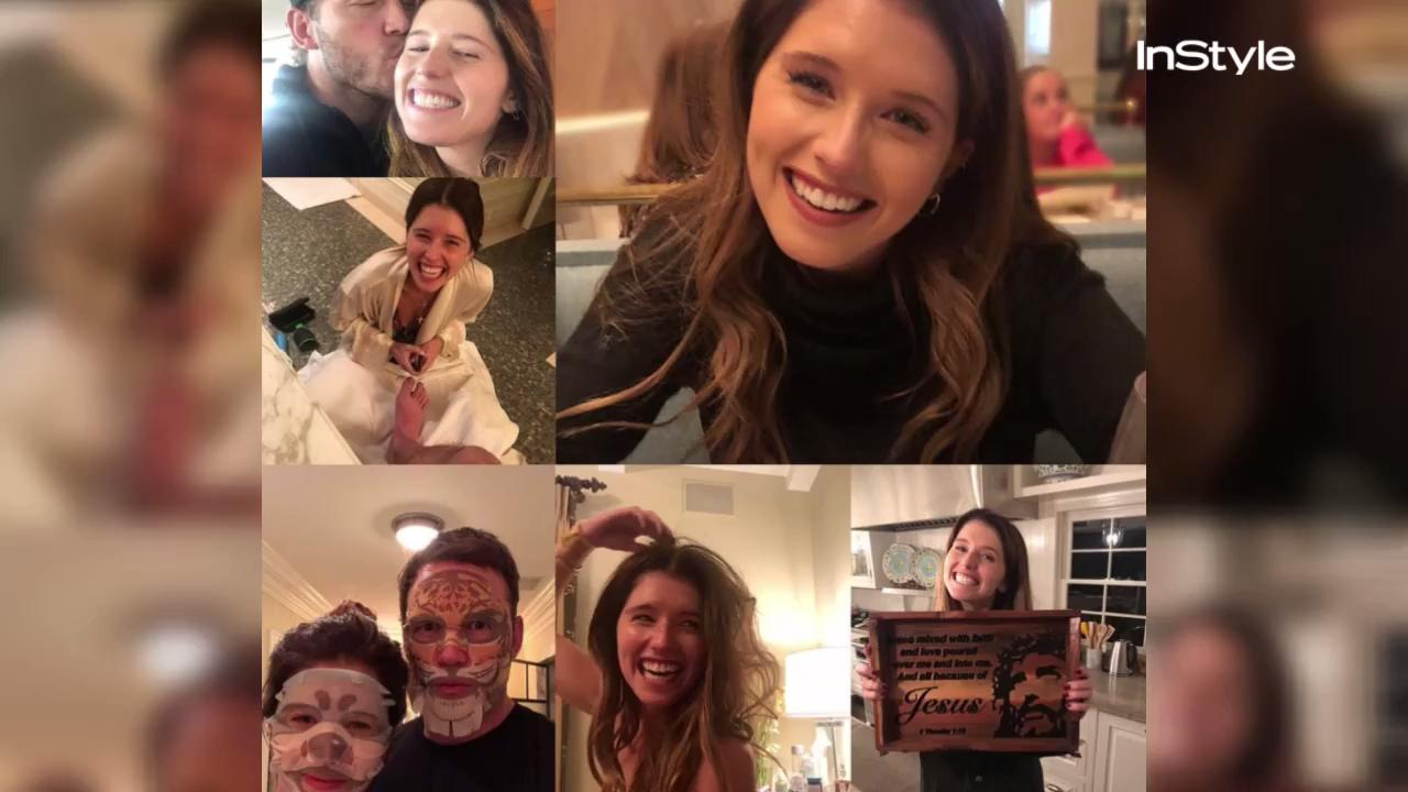 """Why Chris Pratt and Fiancée Katherine Schwarzenegger """"Didn't Have to Take Things Slowly"""""""