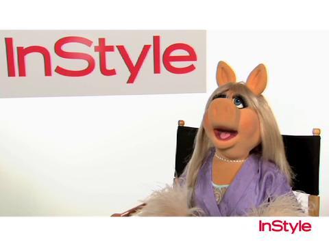 Miss Piggy's Style Secret Part 2