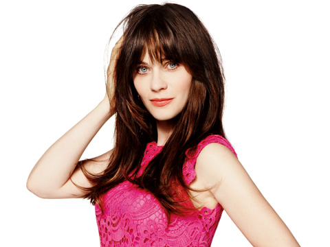 Go Behind-the-Scenes of InStyle's Cover Shoot with Zooey Deschanel!