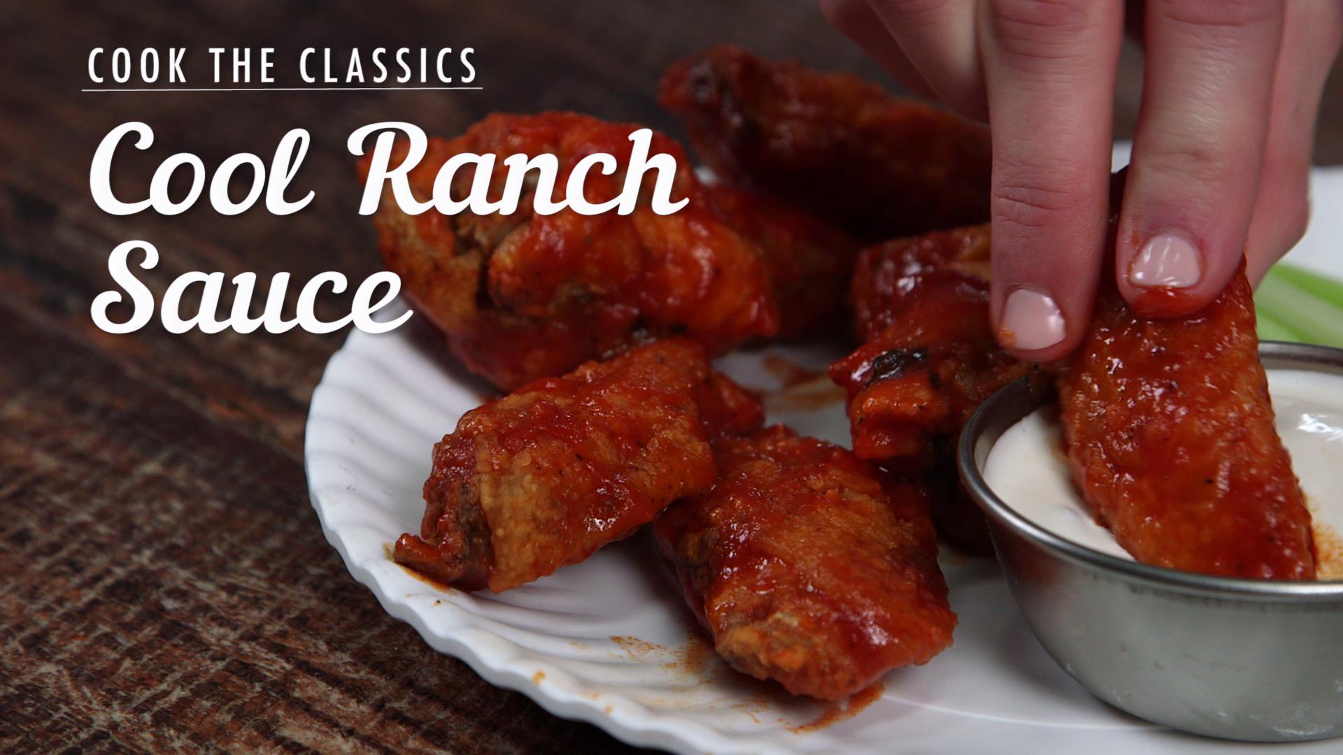 Cool Ranch Sauce