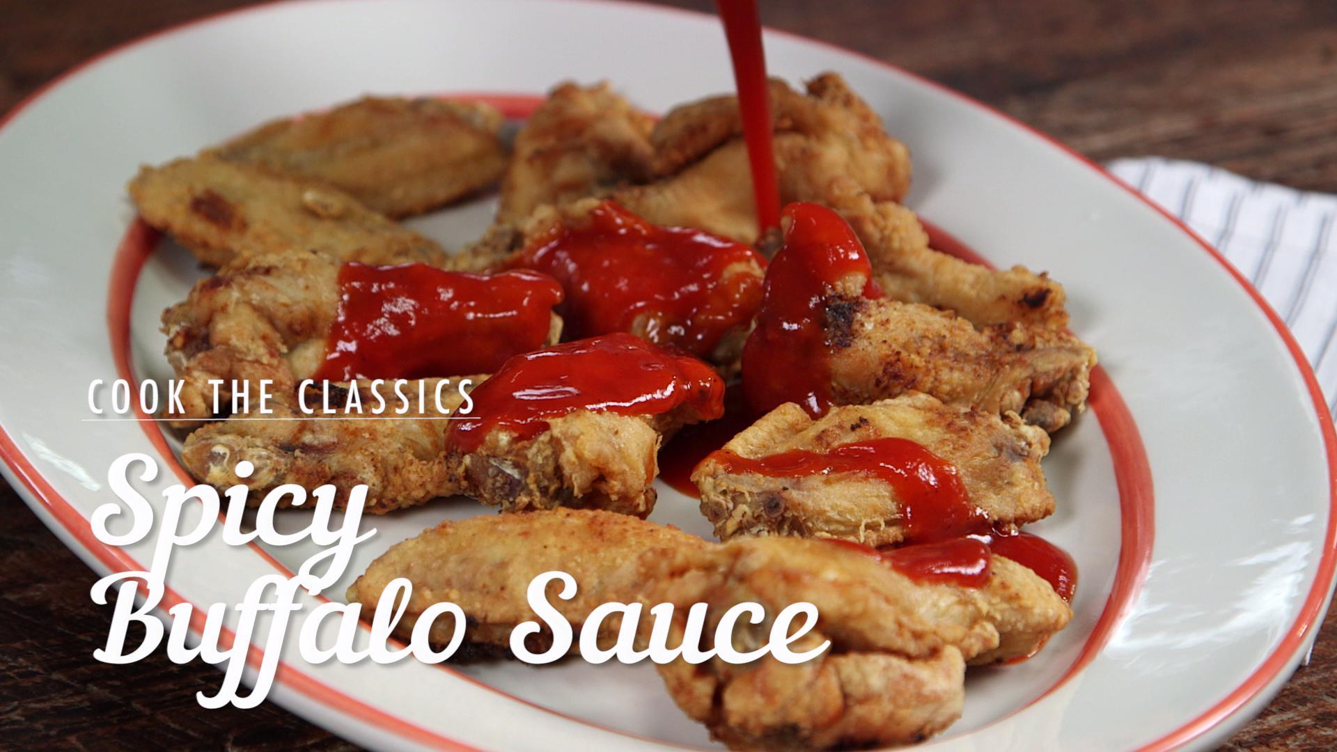 Spicy Buffalo Sauce