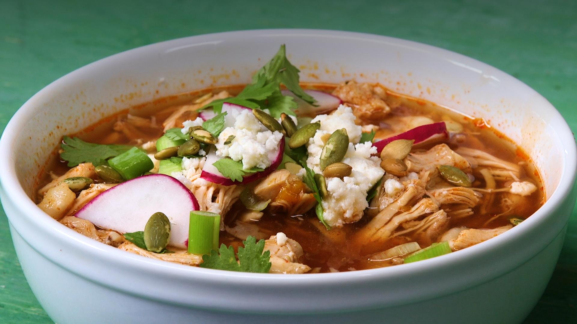 How to Make Instant Pot Mexican Chicken Stew