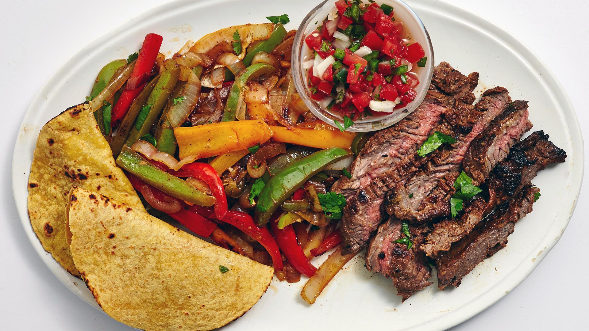 Best Steak Fajitas