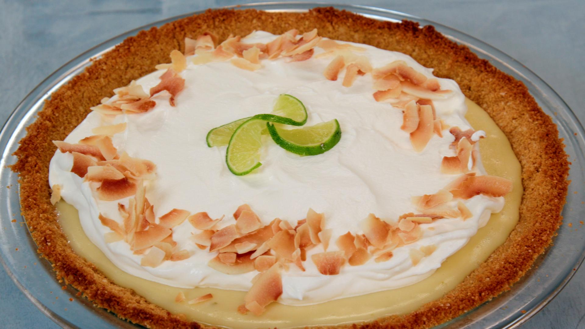 How to Make a Perfect Key Lime Pie
