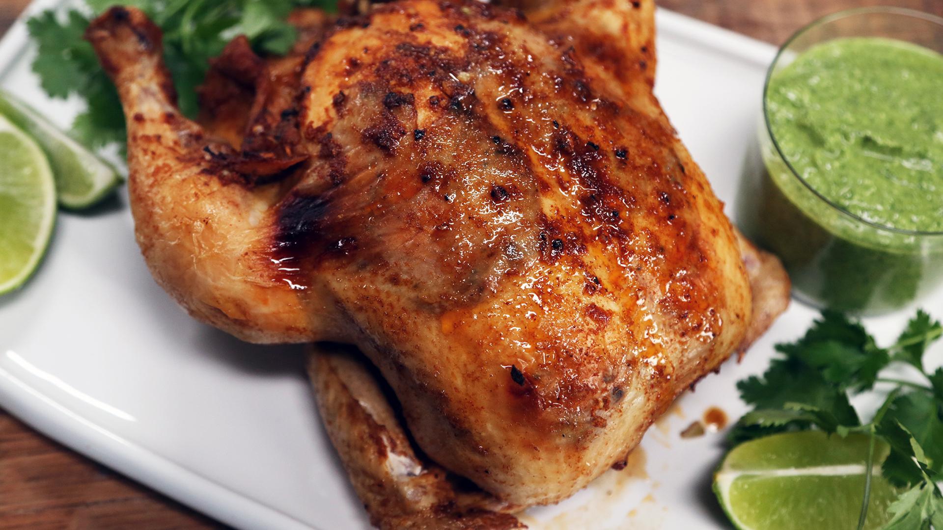 Instant Pot Peruvian Chicken