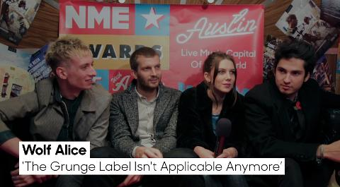 Wolf Alice: 'The Grunge Label Isn't Applicable Anymore'