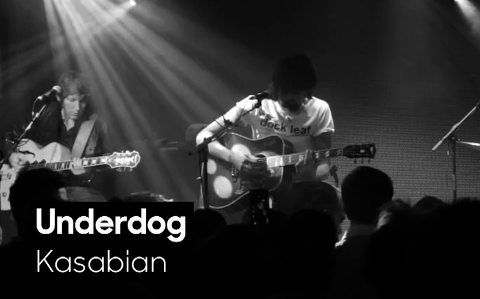 Kasabian Perform Rare Stripped-Back 'Underdog' At The NME Awards 2015, With Austin, Texas Launch Party