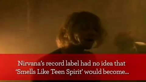 Classic Song - Nirvana, &#039;Smells Like Teen Spirit&#039;