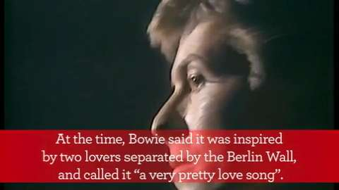 David Bowie, 'Heroes' - Classic Song