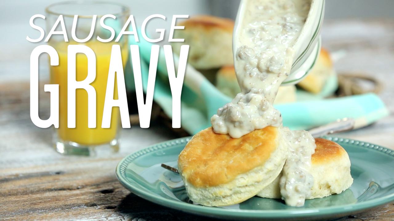 Southern Sausage Gravy - Southern Living