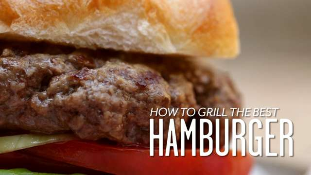Never Eat a Dry Burger Again with This Buttery Hack