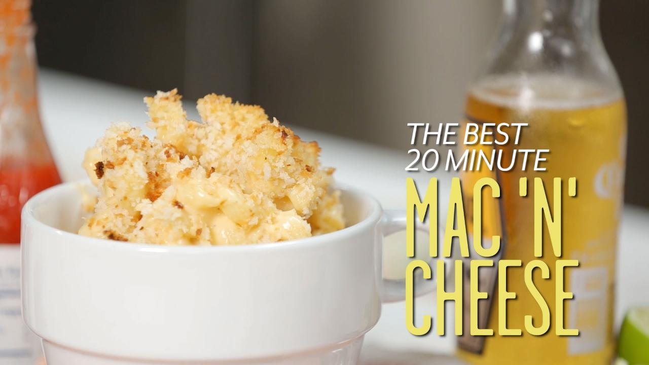 The Only Easy Mac and Cheese Recipe You'll Need