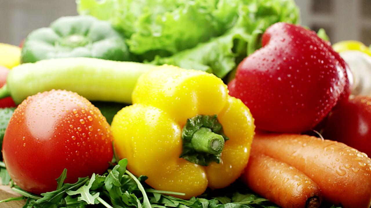 Recipes:  Veggies - Cover