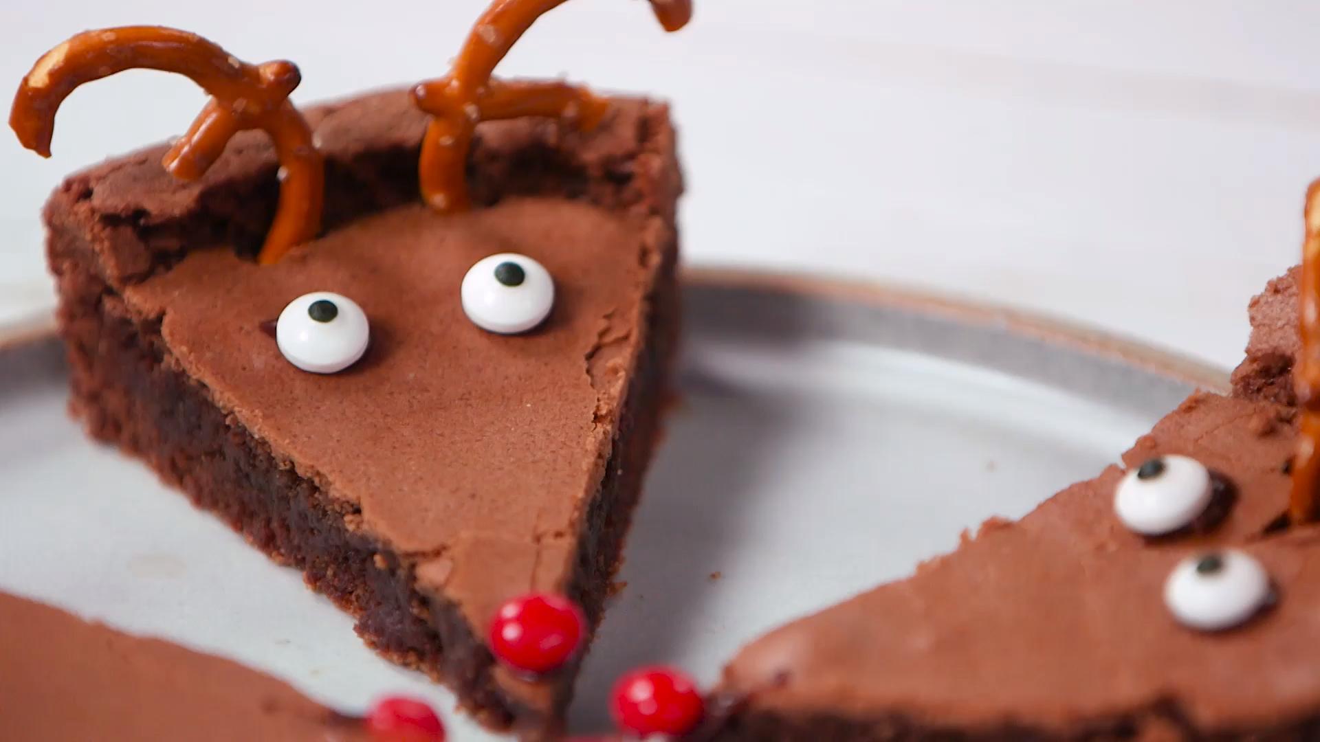 Rudolph Brownies