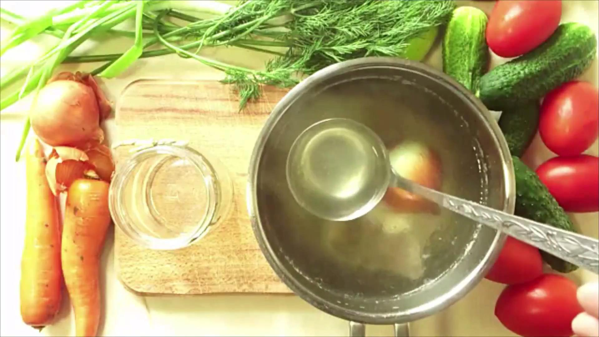 WATCH: The Secret to the Best Homemade Stock