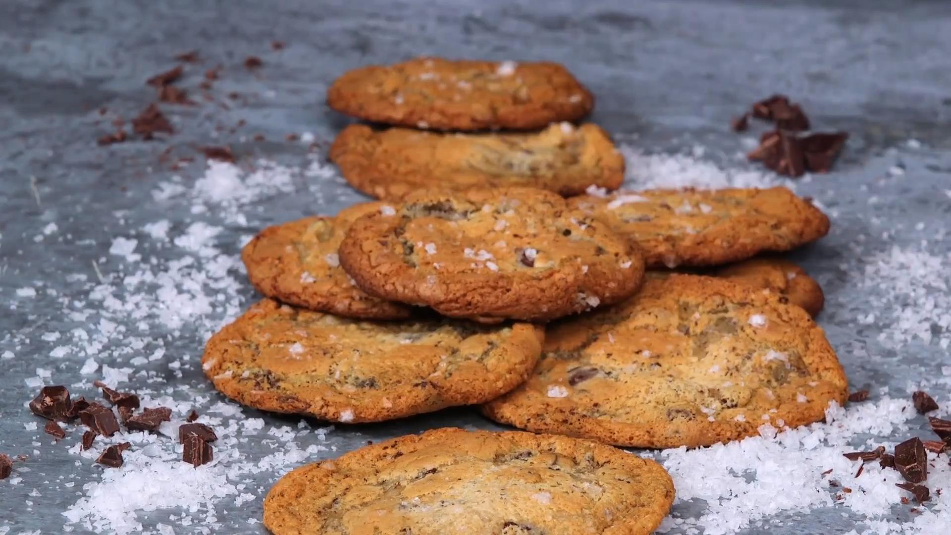 The Ultimate Salted Chocolate Chunk Cookie Recipe
