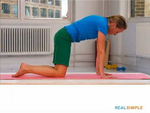 How to Stretch Your Lower Back