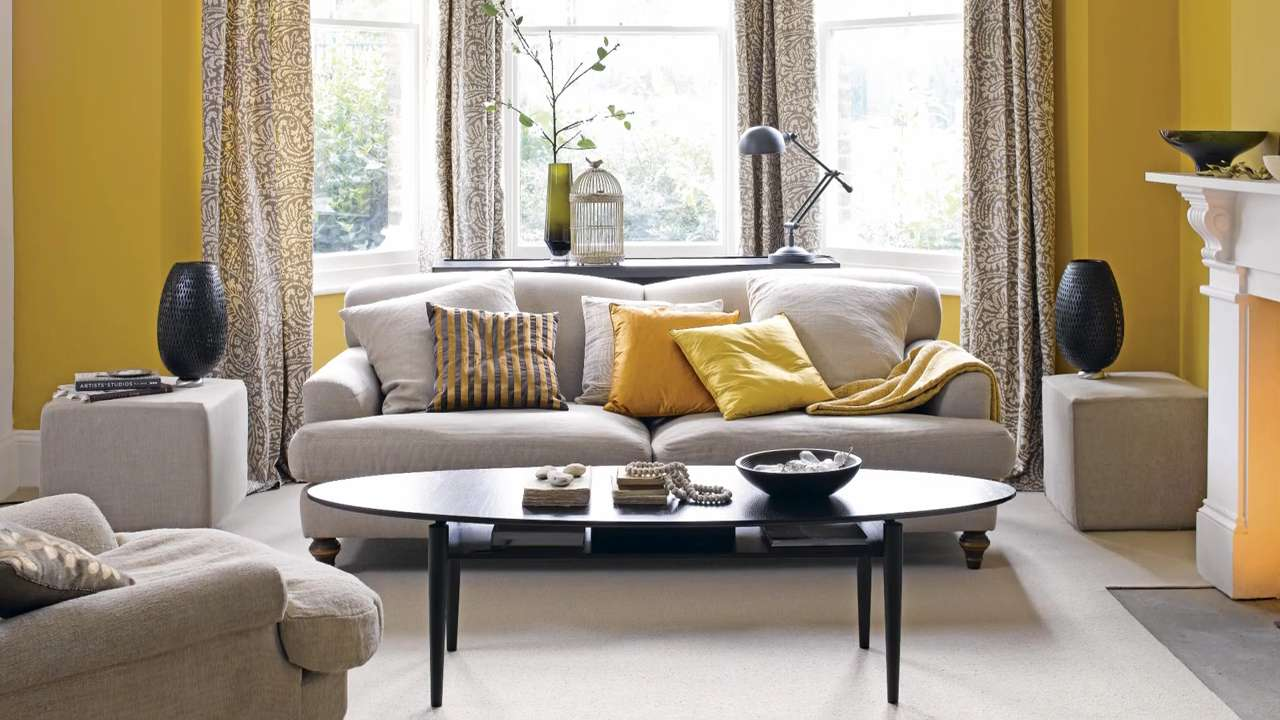 8 Foolproof Paint Colors for Your Living Room