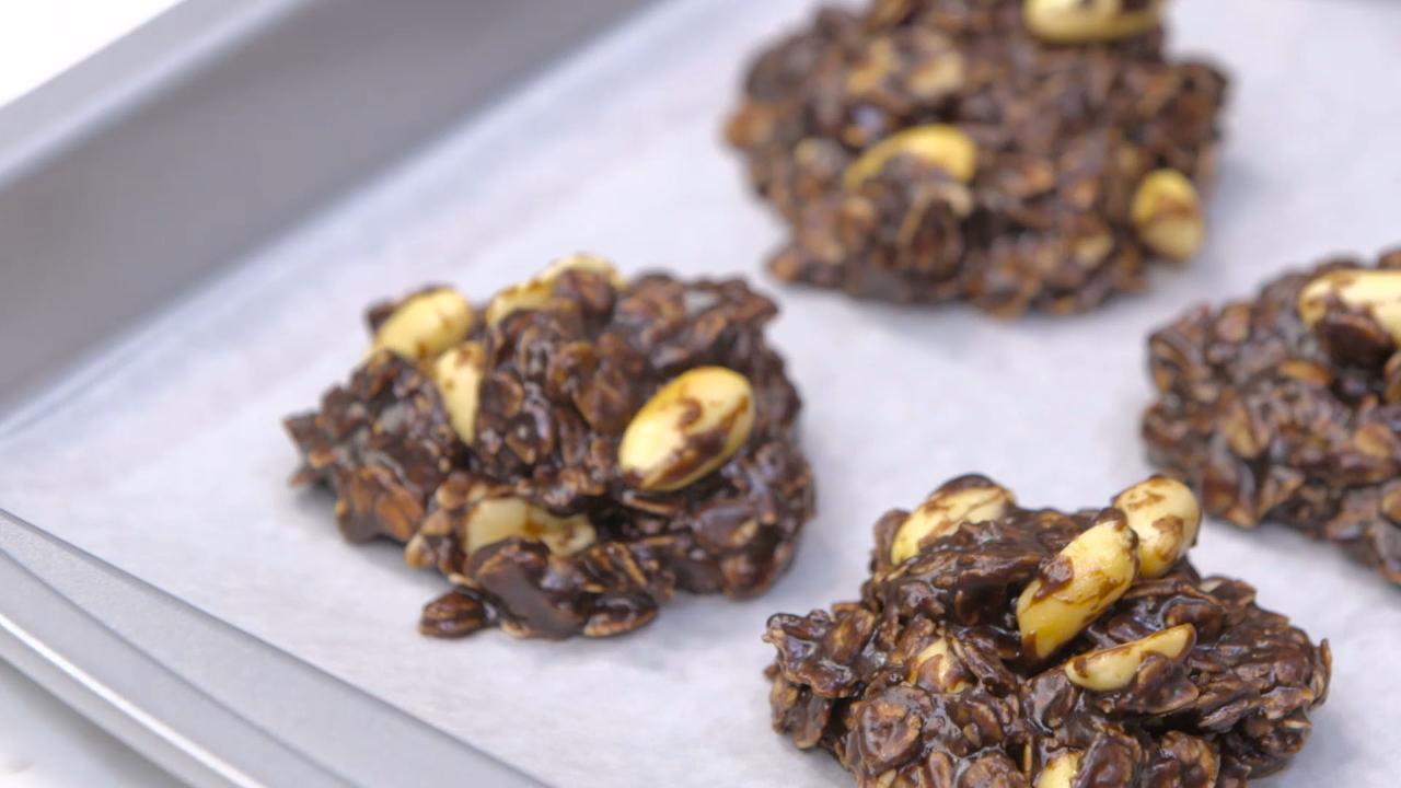 7 No-Bake Cookies