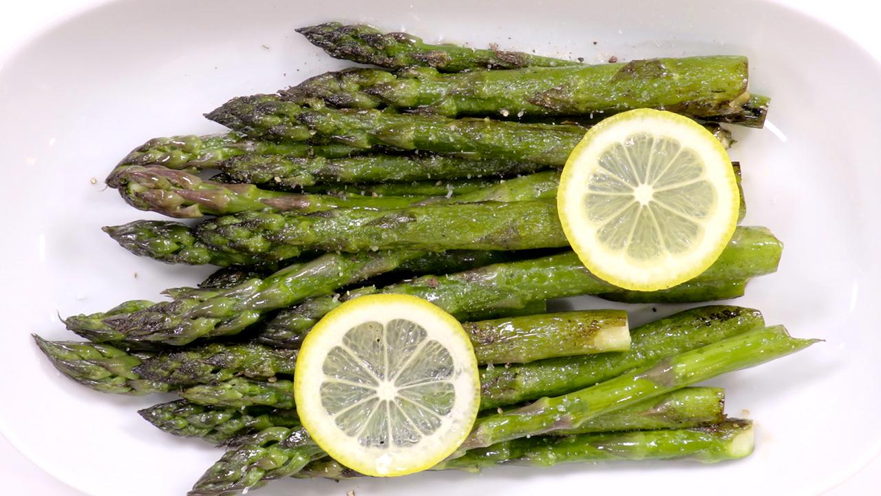 The Secret to Cooking Perfect Asparagus