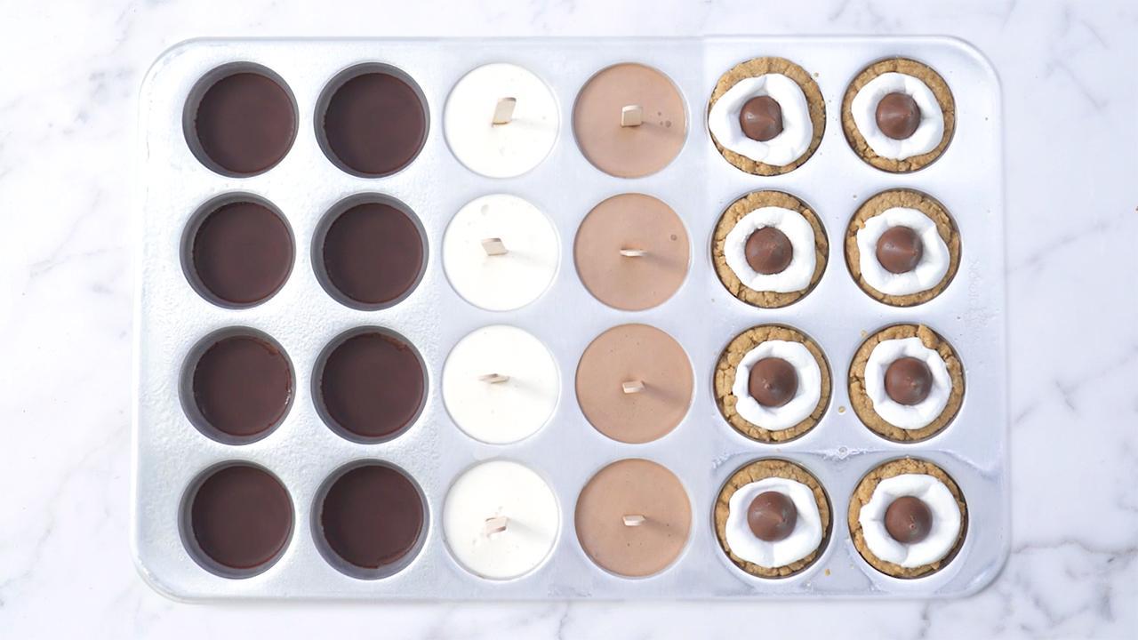 3 Mini Muffin Tin Treats