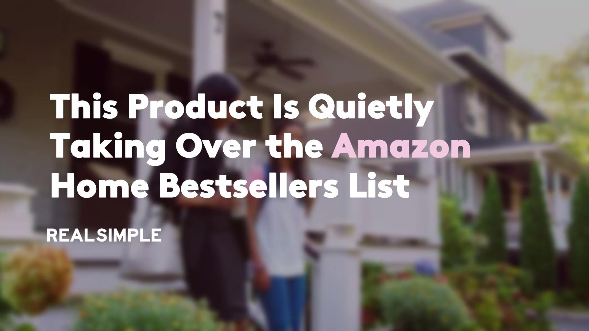 This Product Is Quietly Taking Over the Amazon Home Bestsellers List