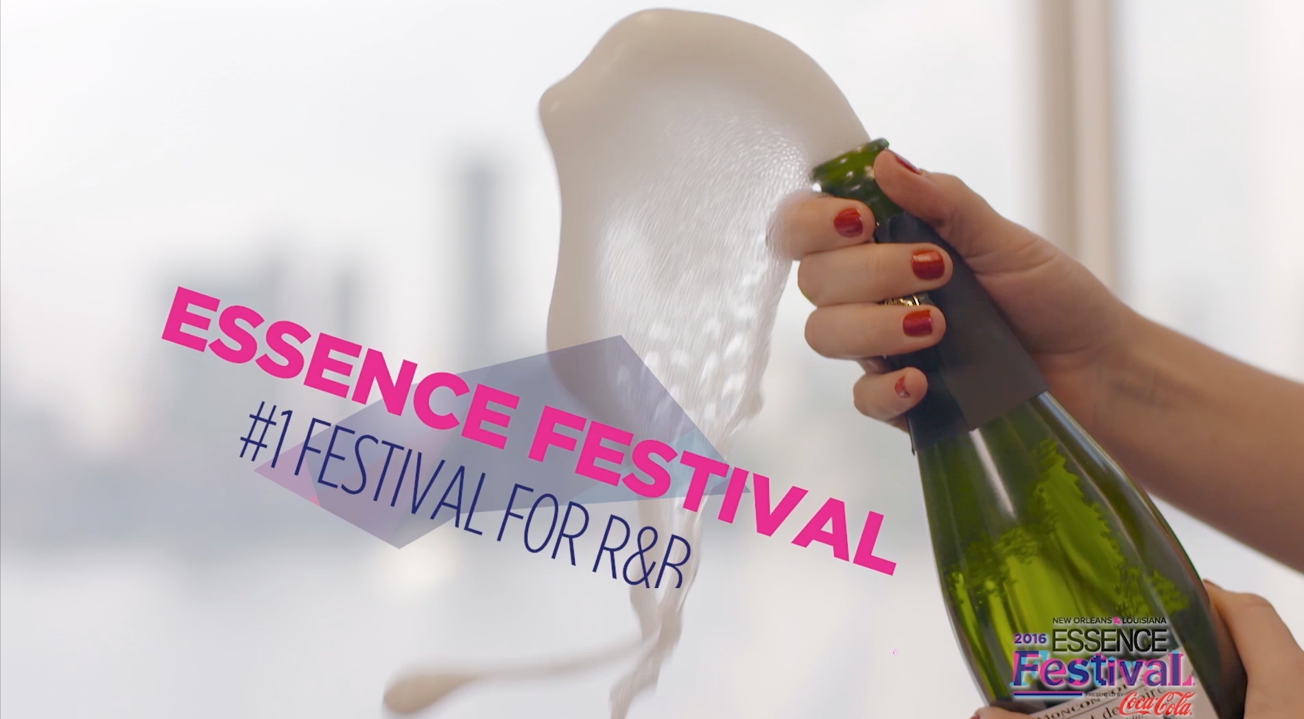 ESSENCE Fest Launches 'No. 1 Festival for R&B' Video Series
