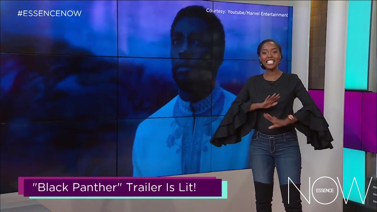 New 'Black Panther' Theater Standee Revealed