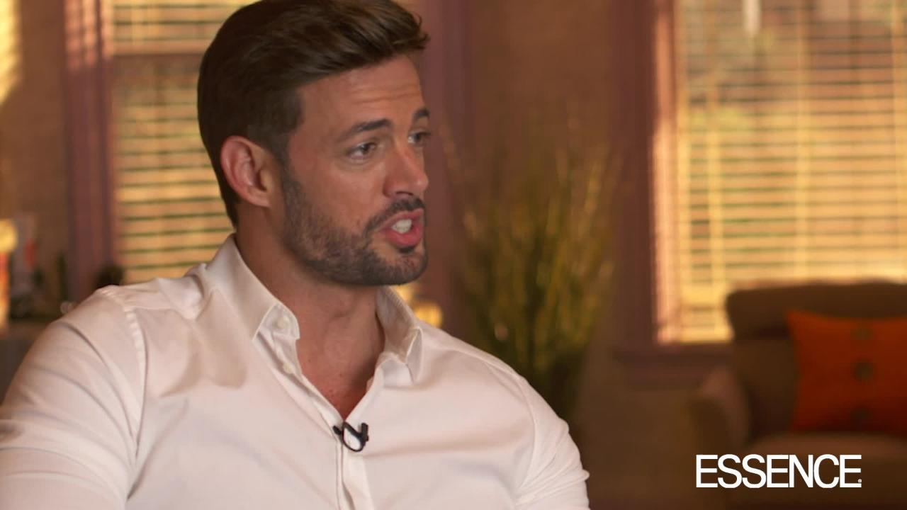 Watch William Levy Open Up About His Cuban Heritage: 'They Teach You To Hate' America