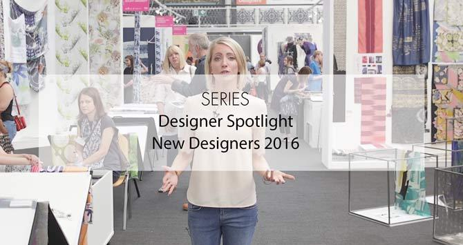New Designers Show 2016: Discovering new talent in product design