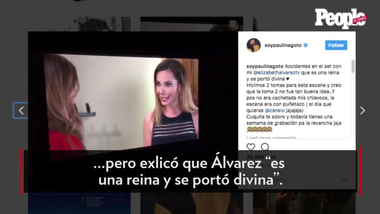 Jorge Salinas arremete en contra de Paulina Goto