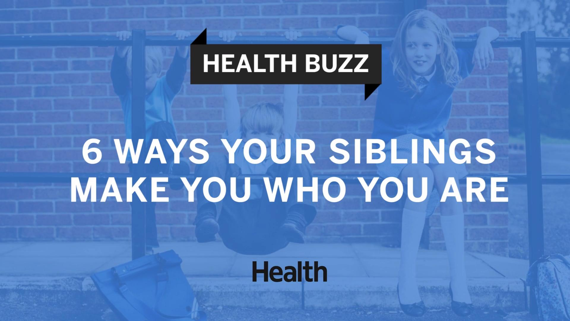 6 ways your siblings make you who you are - health
