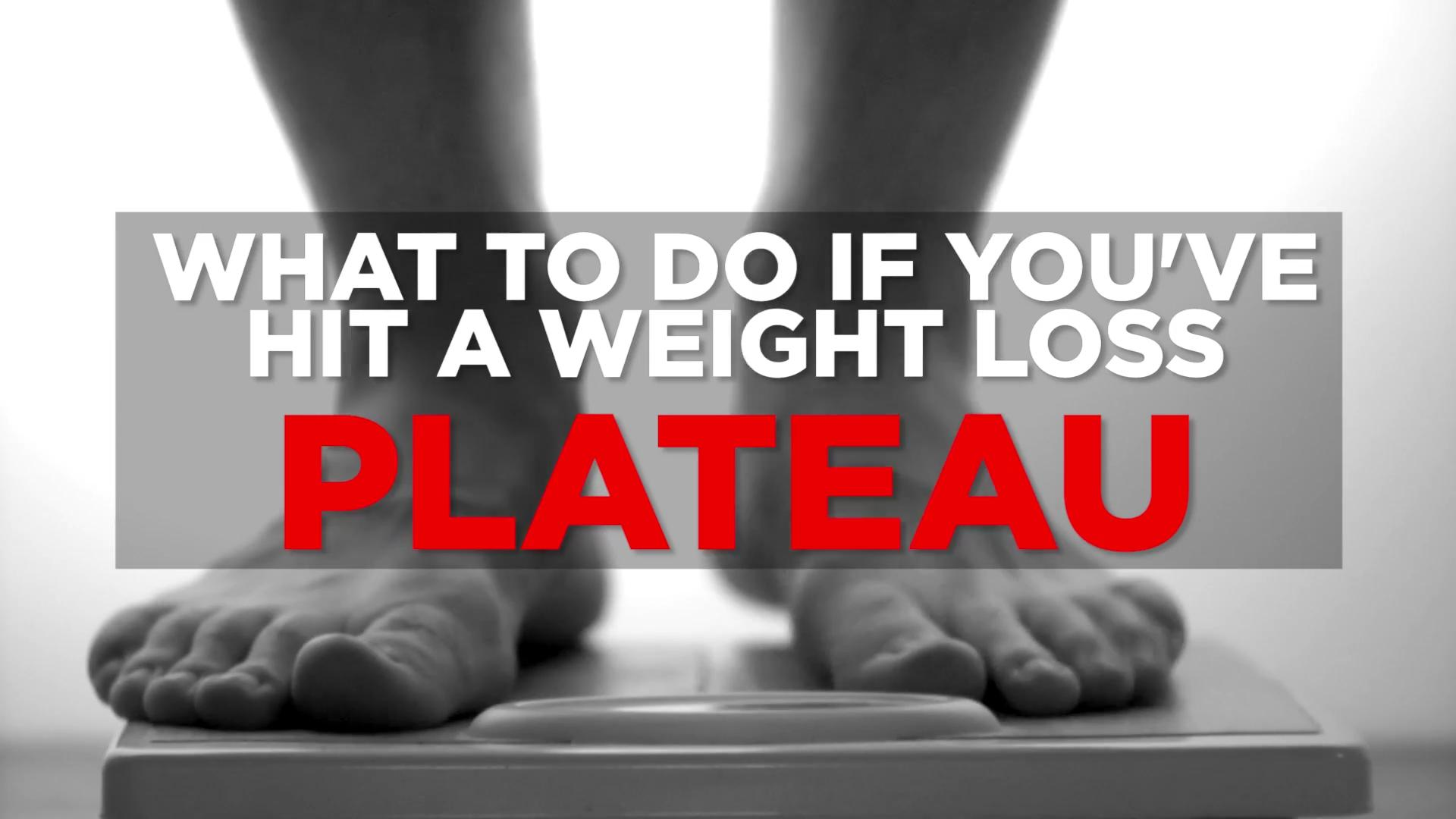 6 Tricks for Pushing Past a Weight Loss Plateau - Health