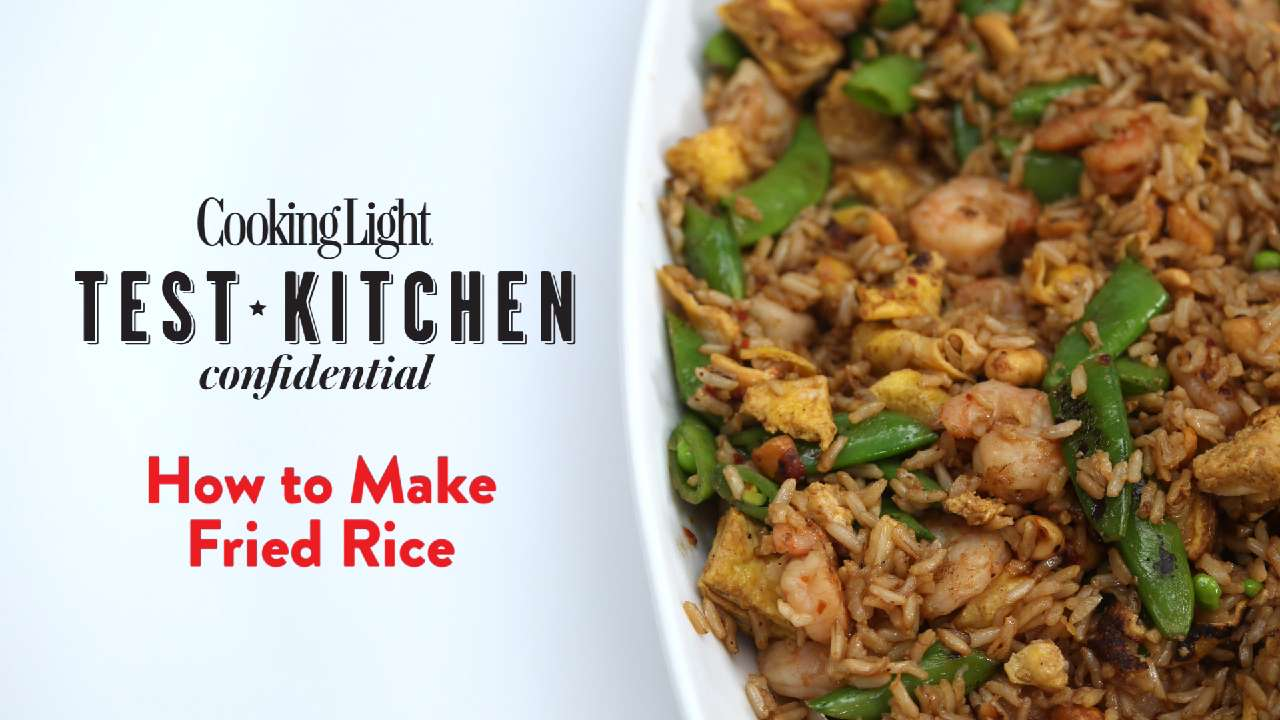 Cooking 101 · How To Make Fried Rice