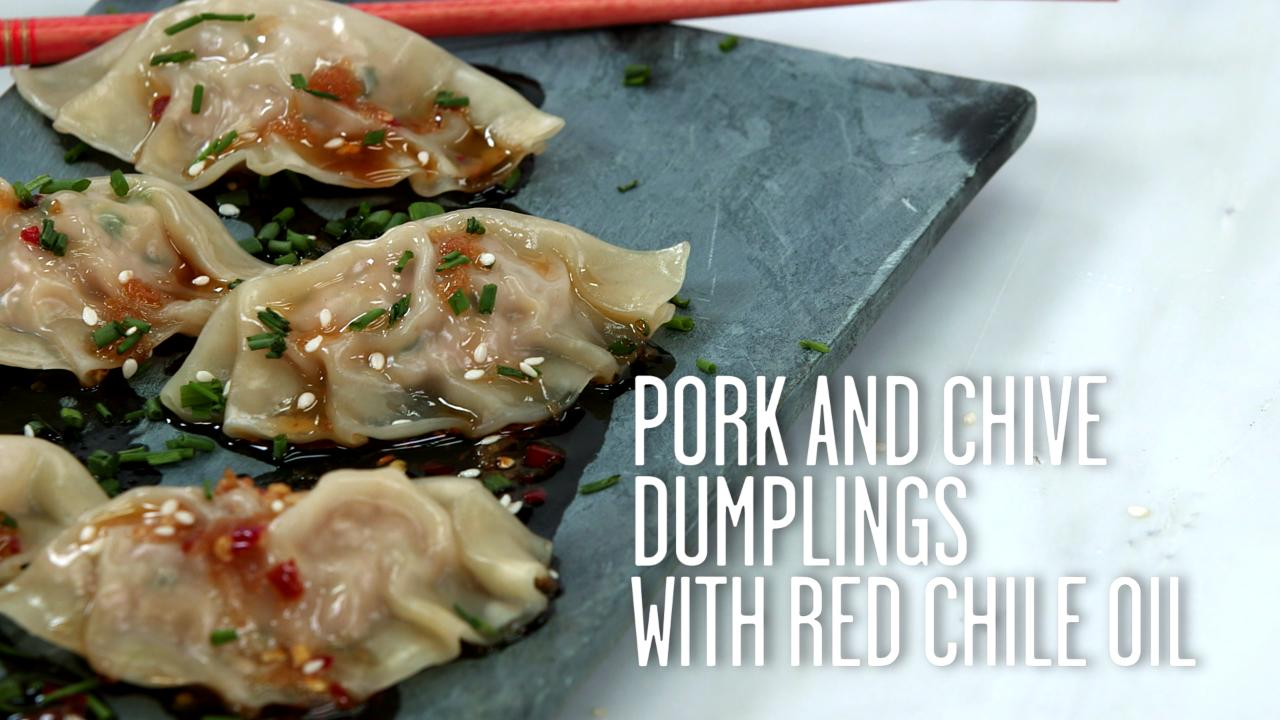 how to make dumpling