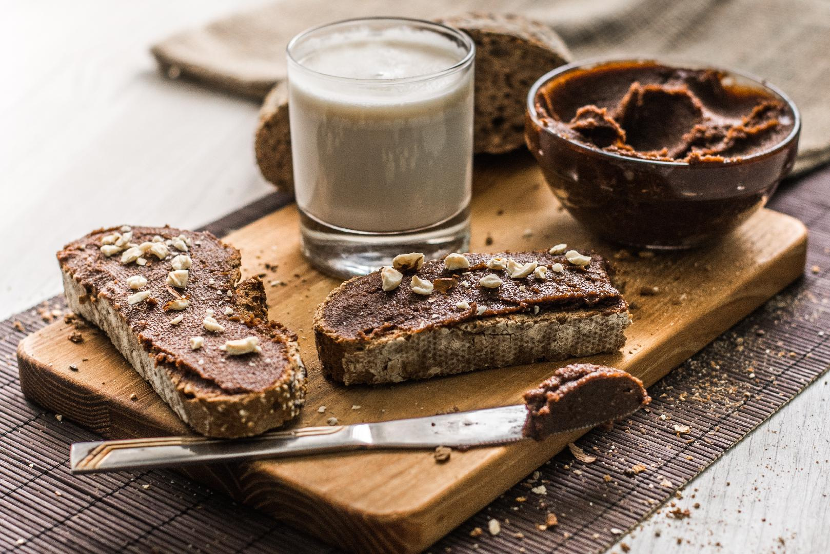 This New Nutella-Like Spread Just Changed My Vegan Life 5b389b7a1