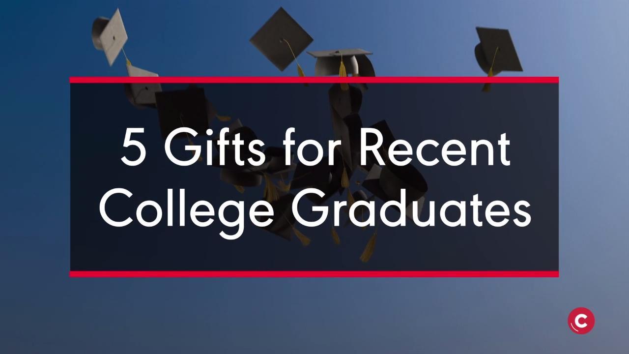 sc 1 st  Money & Graduation Gift Ideas: 27 Great High School Graduation Gifts | Money