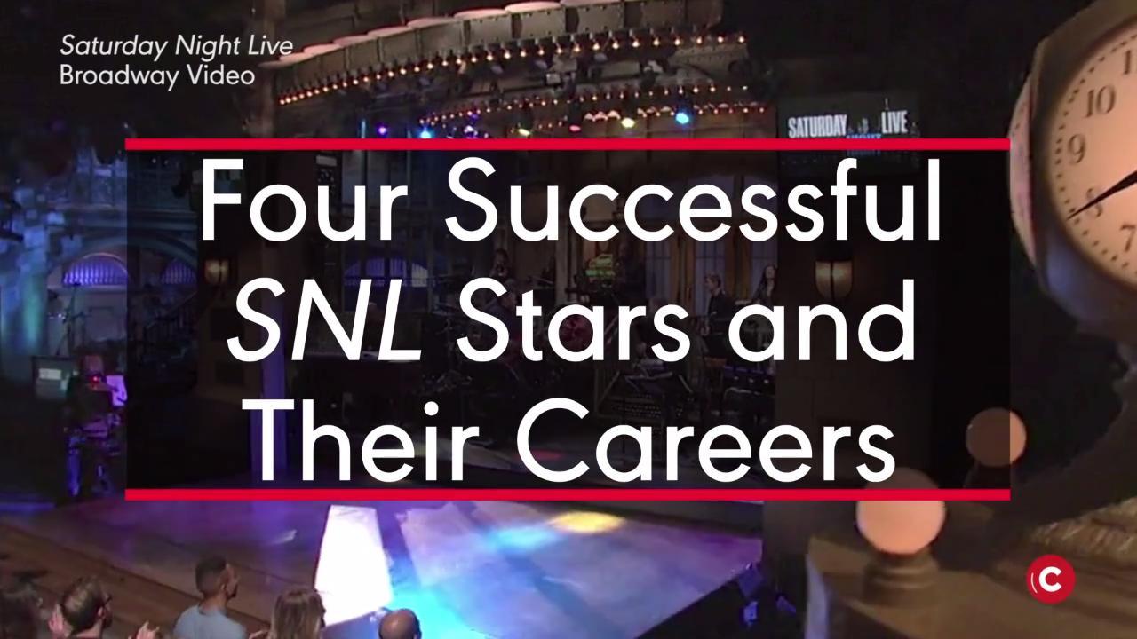 Flipboard: Saturday Night Live talent beam down a late-night