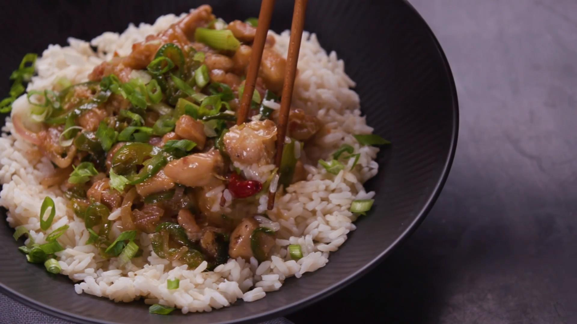 Spicy Lemongrass Chicken Recipe Charles Phan Food Wine