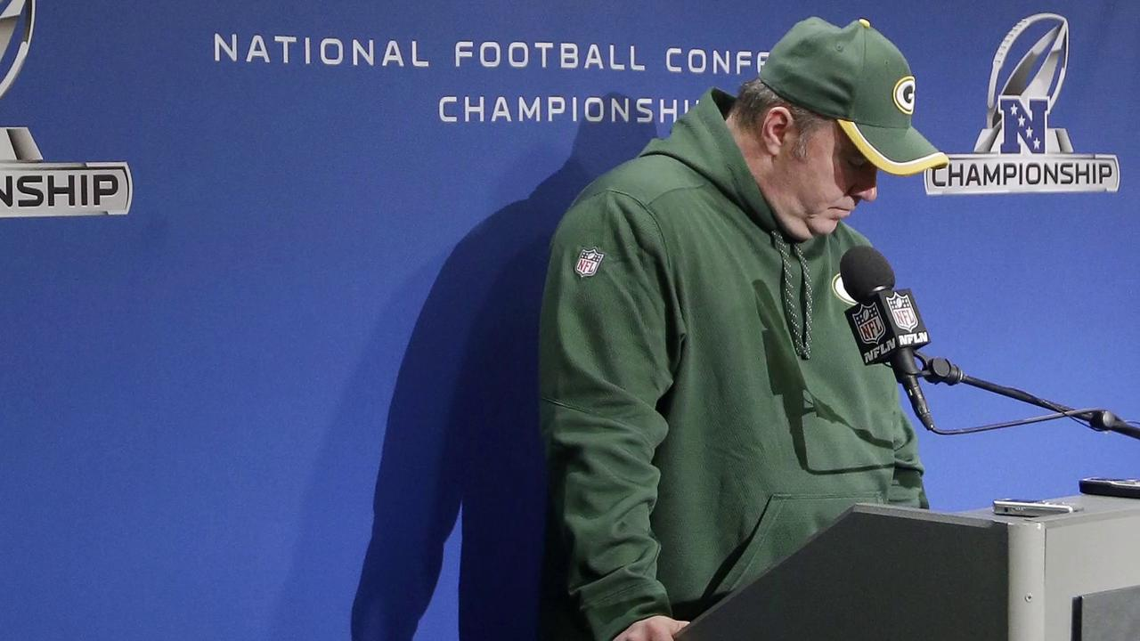 Mike McCarthy gives up play-calling duties
