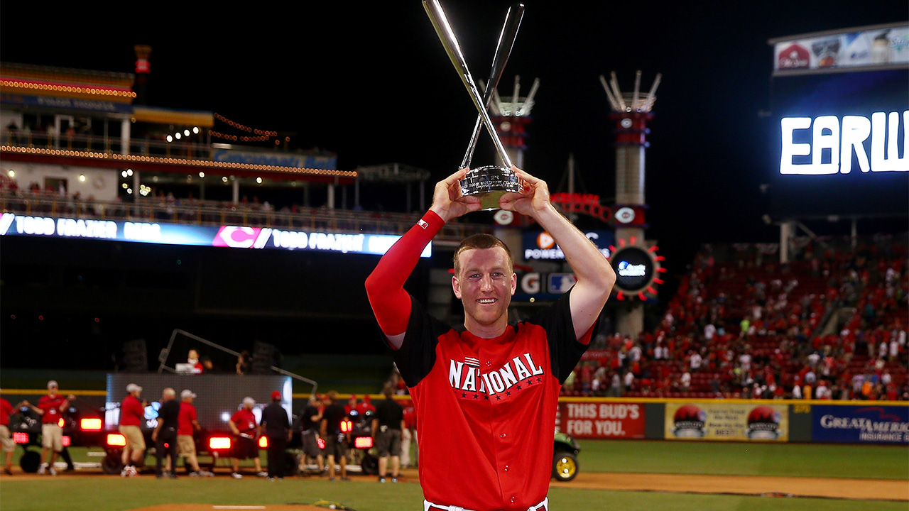 Todd Frazier Wins 2015 Home Run Derby Sports Illustrated