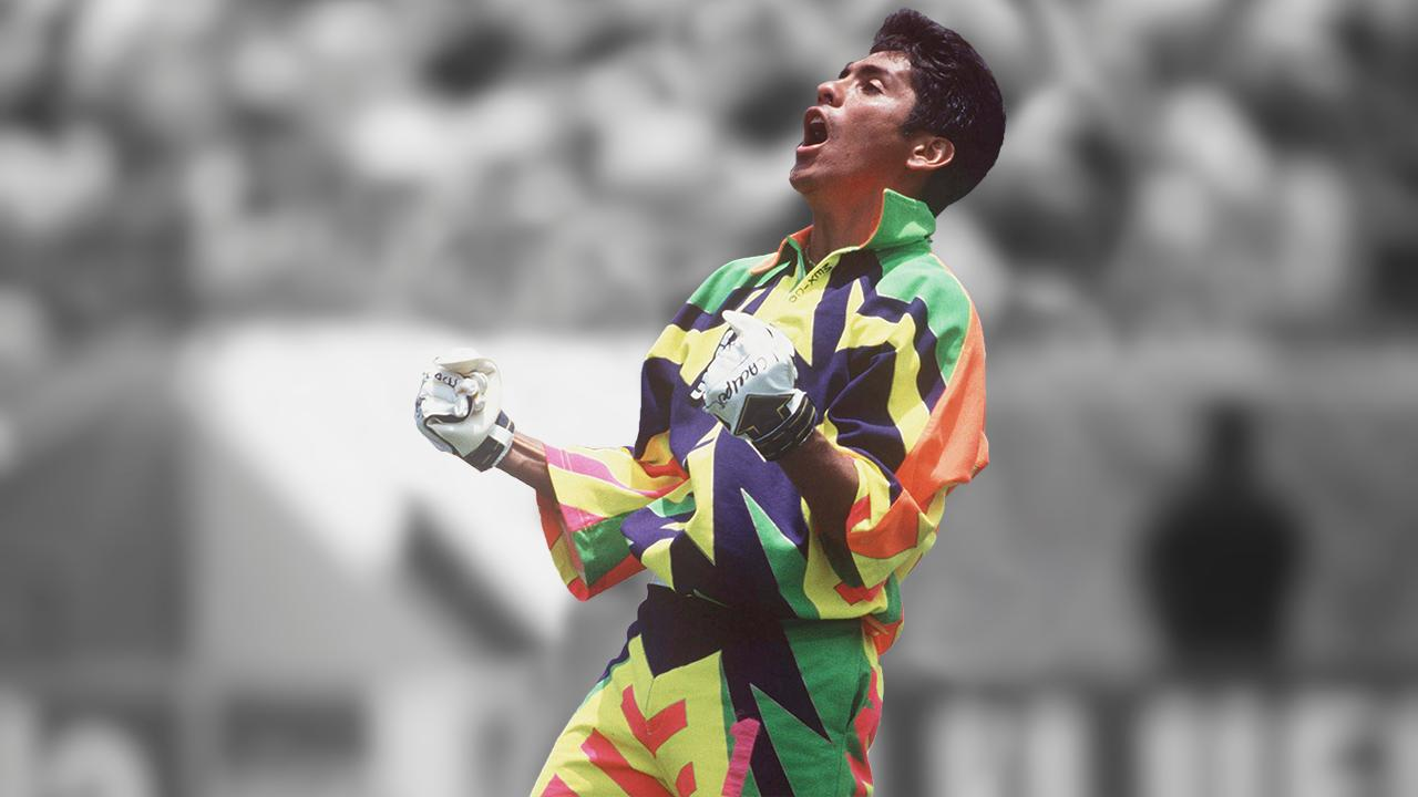 Jorge Campos  Mexican goalkeeper reflects on soccer career  cbea55f4b