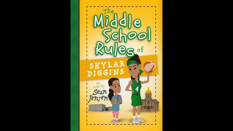 31e7caad253f Skylar Diggins  Journey from Middle School to the WNBA