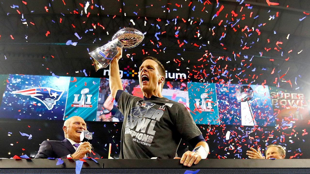 Super Bowl 2017  New England Patriots Clinch Huge Comeback  909f05fb6