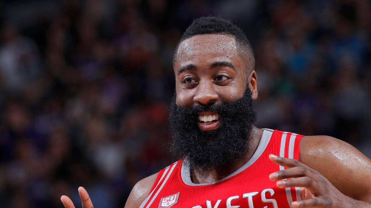 James Harden Rockets Sign Biggest Contract Extension Ever Si Com