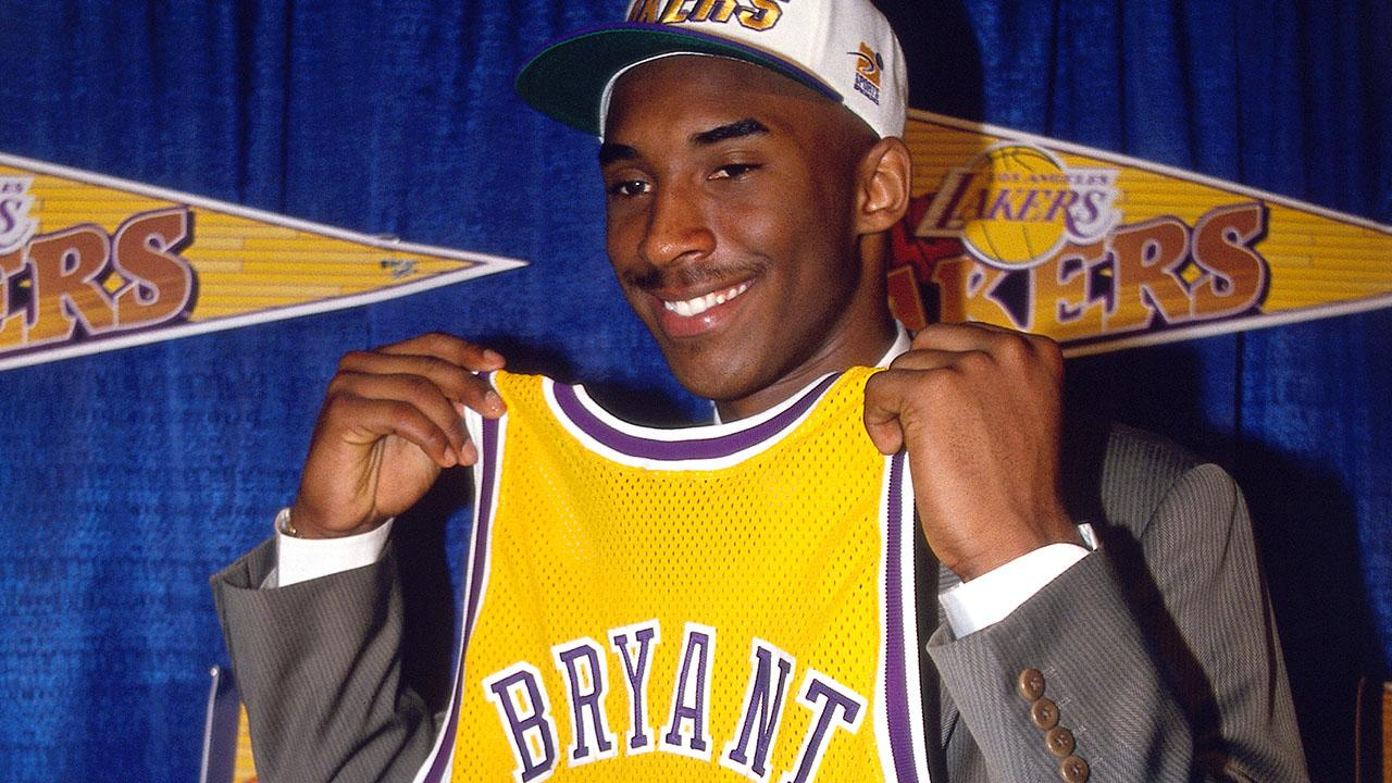 2e3a38a09c0b Kobe Bryant  Lakers to retire ex-star s jersey numbers