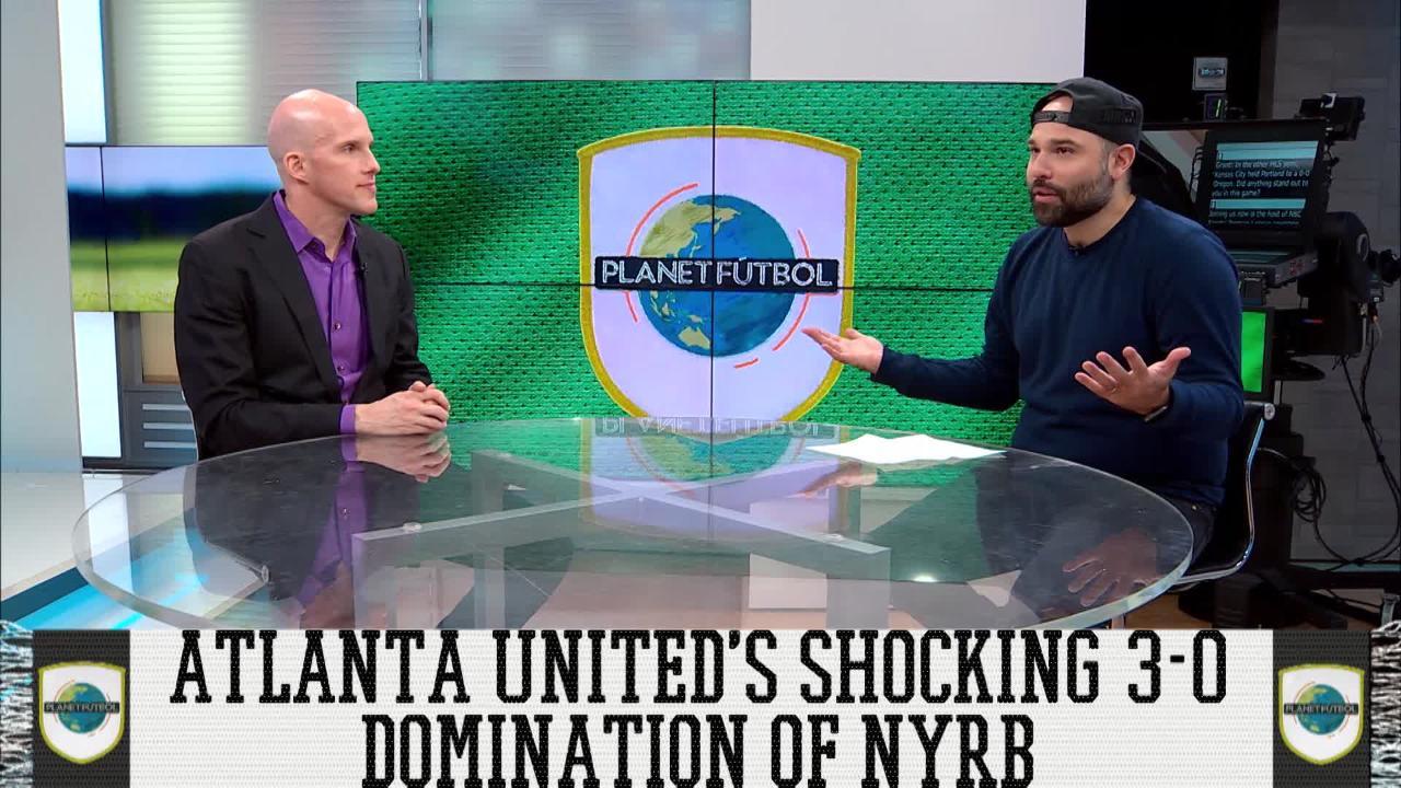 c4320866c VIDEO - Planet Futbol: Shocking MLS Eastern Conference Final Leg 1 Result |  SI.com